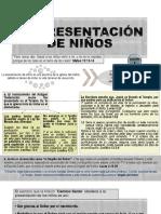 LA PRESENTACIÓN DE NIÑOS.pdf