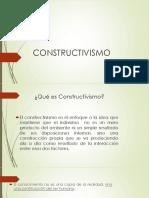 Presentación Del Constructivismo
