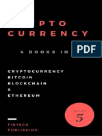 Cryptocurrency 4 Books in 1 (Cryptocurrency, Bitcoin, Blockchain & Ethereum for Beginners) - FinTech Publishing