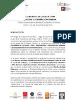 XXIII Congreso Raga Convocatoria (1)