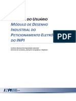 Manual Do Usuario Do Mudulo de Di No Peticionamento Eletronico