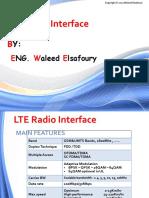 CH(3) - LTE Radio Interface