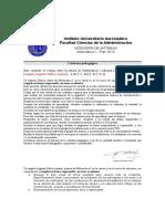 Contrato Pedagogico Angelo Gallici