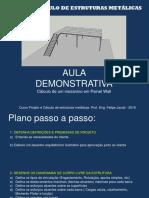 Aula Demonstrativa Mezanino