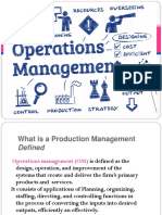 1-Production and Operations Management and Competitive Advantage