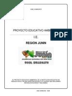 Proyecto Educativo Ambiental-me