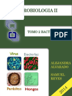 Microbiologia II UNIDAD II Alejandra Alvarado - Samuel Reyes