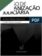 Vieira Cura Organizacao Judiciaria - 2014