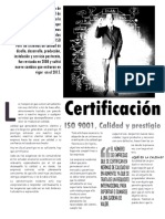 ISO Es El Acrónimo de Organización Internacional de Estandarización