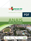 ANAIS VI CONGIC - IfRN - Artes Letras e Linguistica