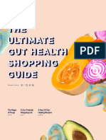 The Ultimate Gut Health Shopping Guide