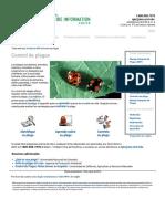 Control de Plagas