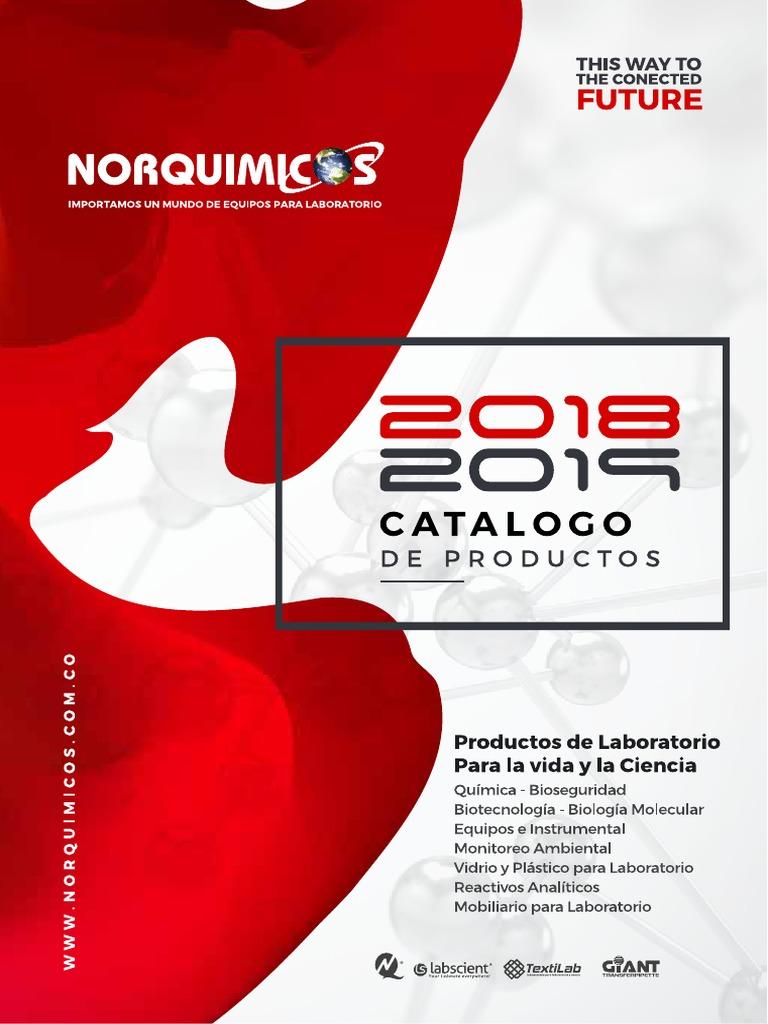 Catalogo 2018 Sin Precios