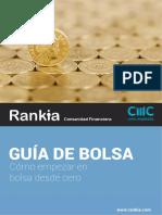 Guía Básica de Bolsa
