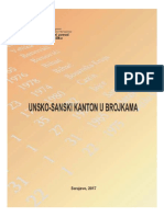 Unsko Sanski Kanton u Brojkama 2016