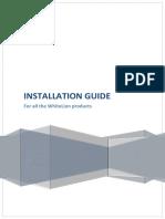 English- Sajag Installation Guide- English