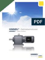 0 Gesamtkatalog Getriebemotoren H01 v09.05.2008