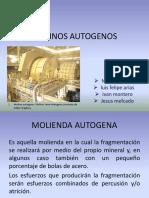Molienda autogena