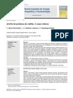2010 Artritis brucelósica de rodilla, 2 casos clínicos.pdf
