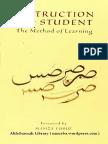 Zarnuji-Talim Al-Mutaallim (Instruction of the Student the Method of Learning)-English