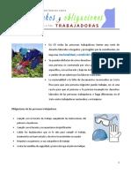 Costa Rica - Derechos Laborales