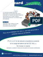 Carga Batería CG150 1459 - 255