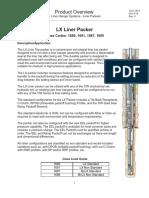 Liner packer