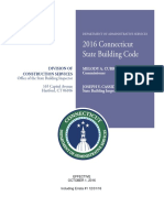 2016 Connecticut State Building Code