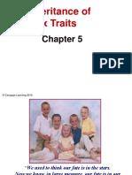 Lecture 7_Genetics of Complex Traits
