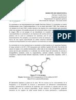 Medición de Serotonina