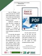 Um Livro em apreço_ Amor de perdição_de Camilo Castelo Branco_ por Sara Gama