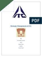 ITC Strategic Management
