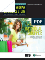 2013 Shopper Experience Study_Rise of the Individual Shopper