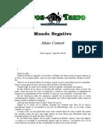 Alan Comet - Mundo Negativo