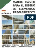 Manual Basico Para El Diseño de Elementos Prefabricados