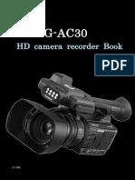 Ac30 Handbook Camera