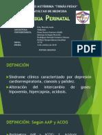 Asfixia - Hic Pediatria