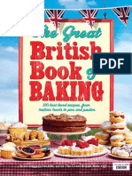 Collister, Linda - The Great British Book of Baking 120 Best-loved Recipes From Teatime t