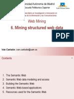 Wm Unit4 Slides MiningStructuredWebData