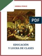 Ponce, Educacion y Lucha de Clases
