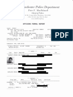 Jeffrey Yao police reports