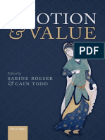 Emotion and Value (2015)