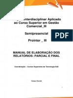 Prointer III Gestão Comercial