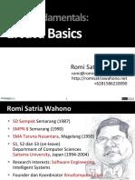 Romi Java 02 Basics October2013