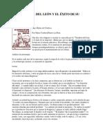 LA TENTATIVA DEL LEÓN Y EL ÉXITO DE SU EMPRESA.docx