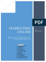 Marketing Online Fases de Un Proyecto