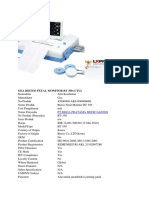 Spesifikasi Alat Pengajuan Kia Klampok 1