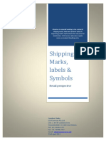 Shipping Marks Labels & Symbols_Retail Perspective
