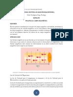 Practica 8 Electromagnetismo