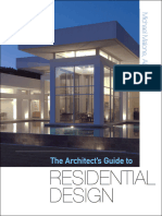 Guide to Residential Design